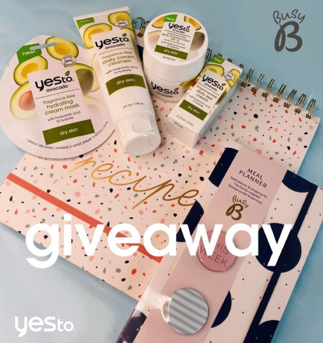 ✨ GIVEAWAY ✨  We've teamed up with @cleverbusyb to bring you an avo-mazing Giveaway!   For the chance to win our full Avocado range and a @cleverbusyb Recipe File & Meal Planner, simply follow the steps below:  🥑Follow both @yesto_uk & @cleverbusyb   🥑Like & Save the post  🥑Tag the besties below you love to brunch, lunch and dine with!  Giveaway closes 3/06/21!  Good Luck everyone!💚